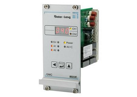 Bieler + Lang GMC 8022E Gas Detection Controller