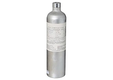 Calibration Gas in a 103 Litre Cylinder
