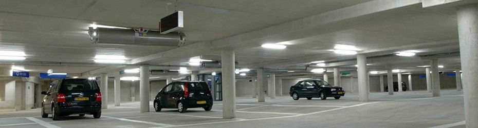 Gas Detection in carparks can cut energy cost and ensure a safe environment