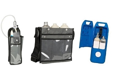 Calibration Gas Carry Cases